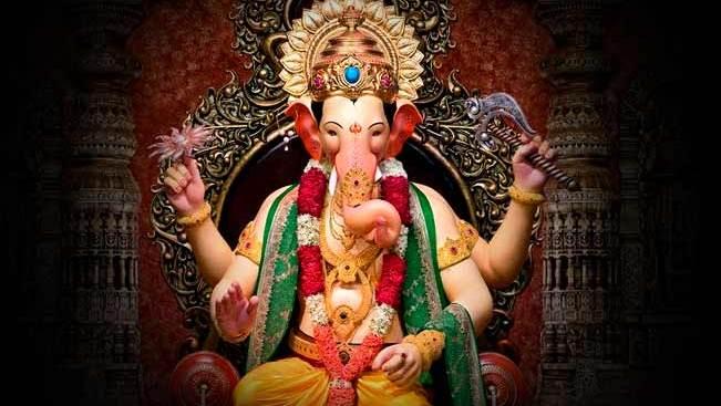 Ganapati Atharva Sheersham Upnihsad Veda Lord Ganpati Stuti Lyrics