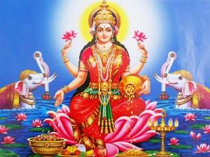 Jai Lakshmi Kalyani Maiya Hindi Lyrics
