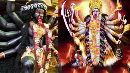 Kalka Karne Chali Re Mori Maiya Asuran Ko Sanhaar Lyrics Sing By Hariram Bhatt