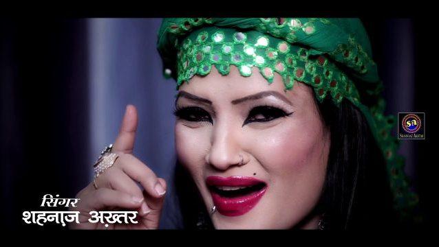 Takdir Mujhe Le Chal Maiya Ji Ki Basti Mein Lyrics Sing By Shahnaaz Akhtar