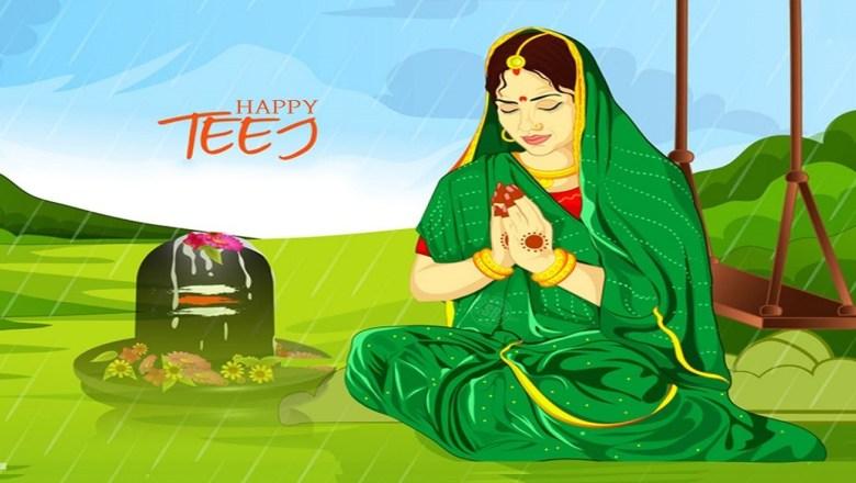 शिव जी भजन लिरिक्स – || TEEJ SONG HINDI || Teej Geet 2020 || Lord Shiva Bhajan || Bhakti Song ||