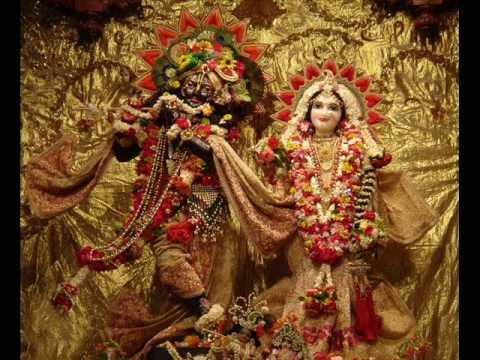 krishna aarti Samsara davanala (iskcon morning aarti) ||