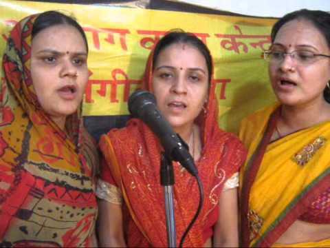 शिव जी भजन लिरिक्स – Shiv Bhajan by Pt.Santosh Joshi [ Choras Voice Shubhangini, Swati and Sapana Vyas ]