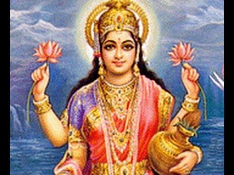 Lakshmi Chalisa By Anuradha Paudwal I Sampoorna Mahalakshmi Poojan