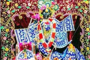 Shri shri banke bihari ji ke aaj ke darshan evam aarti - 14/07/18
