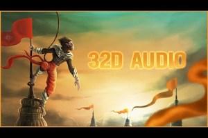 Hanuman Chalisa - 32D AUDIO - | Shanker Mahadevan and Ajay Atul | 32D SONGS | 32DBOX
