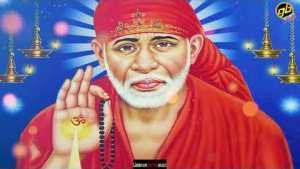 गुरुवार भक्ति   New Sai Baba Bhajan - Sai Sai Ratata Man   Shirdi Sai Baba Songs   GoBindas Bhakti