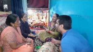 शिव जी भजन लिरिक्स - # Shiv bhajan# सावन के आखिरी सोमवार में भोले जी का बहुत ही मधुर भजन मस्त ढोलक के साथ आनंद लीजिए🌷🌷