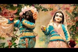 Iskcon LIVE   Noida   live krishna aarti   Hare Krishna   Prabhu Channel