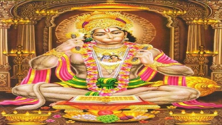 Get Freedom From All Troubles By Reciting Aarti – Shree Balaji Hanuman Aarti