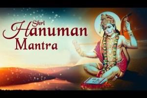 Hanuman Jayanti Special - Shree Hanuman Mantra    Mantra To Destroy Enemies