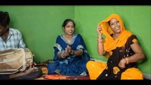 श्याम जिमावे जाटनी घूँघट की ओट में - Bahut pyara 😍 Shri krishna bhajan 😍 ||