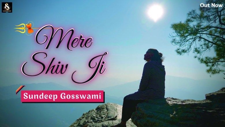 Mere Shiv Ji | Official Song HD | Sundeep Gosswami | Uttarakhandi Folk Mix | Latest Shiva Songs 2021