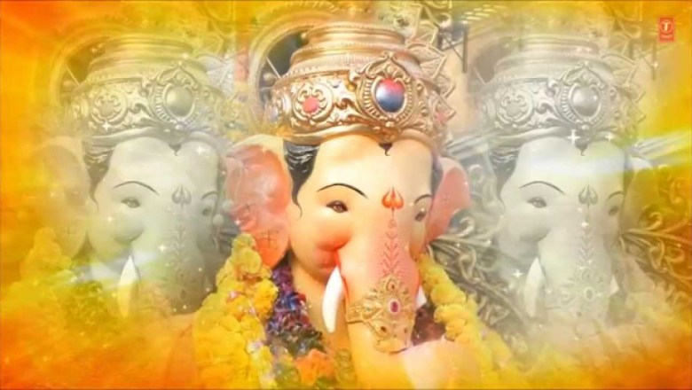 गाईये गणपति जग जगवंदन Gaaiye Ganpati Jagvandan I Ganesh Bhajan I Full Video Song I Shraddha Hindi Bhajan