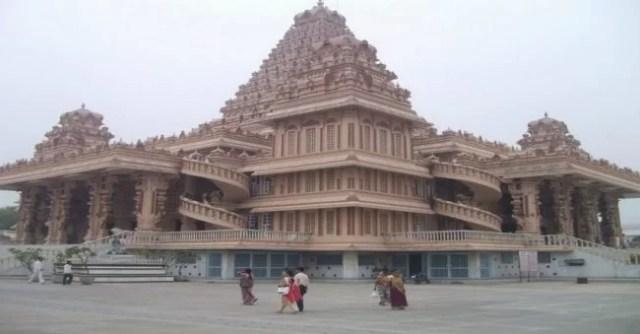 Shree Adya Katyayani Shaktipeeth Mandir
