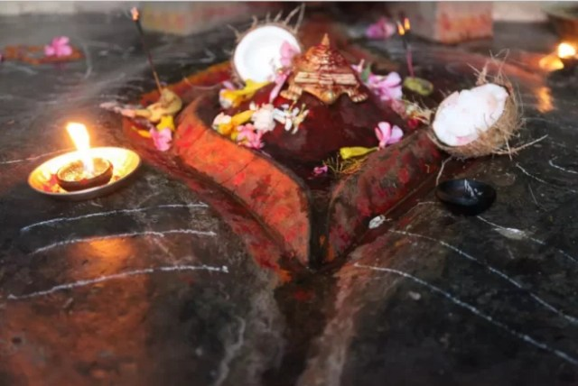 Kamakhya temple - The Bleeding Goddess