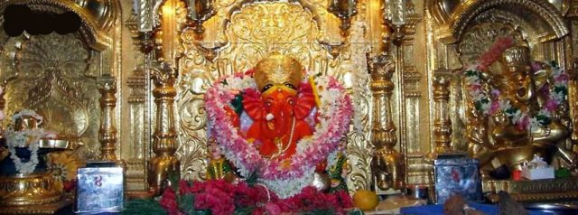 Shree Siddhivinayak Ganapati Temple at Prabhadevi in Mumbai, a two-century-old Temple that fulfills the desires of the worshipers