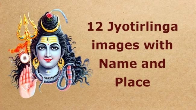 list of jyotirlingas in india