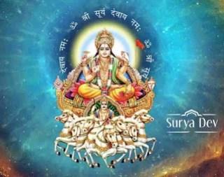 Surya Ashtottara Shatanama Stotram