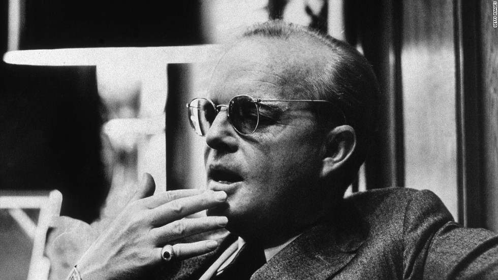 Truman Capote's Ashes Auctioned Today for $45,000