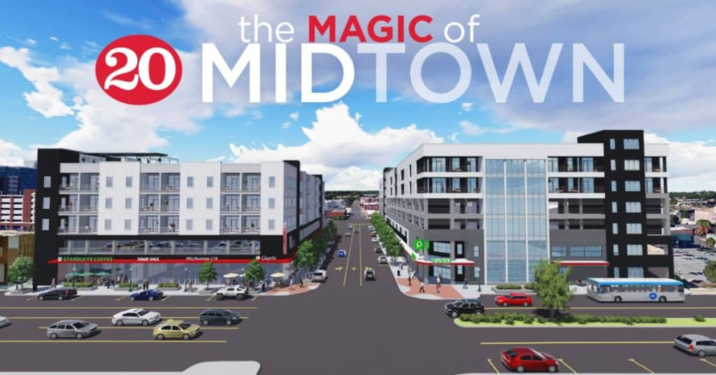 Bulldozers and Rigs Set For Demo of 20 Midtown