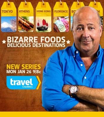 Bizarre Foods comes to Bham