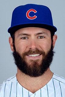 Cubs pitcher Jake Arieta
