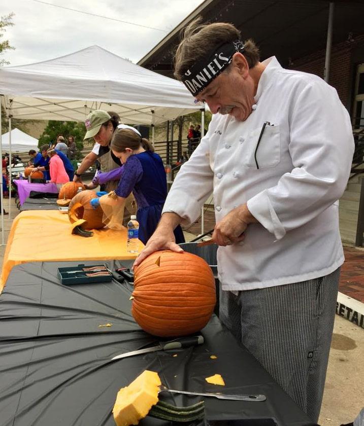 6th Annual Surgeons vs Chefs Pumpkin Carve Off