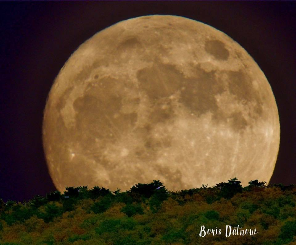 Supermoon sightings across Alabama and the South (slideshow)