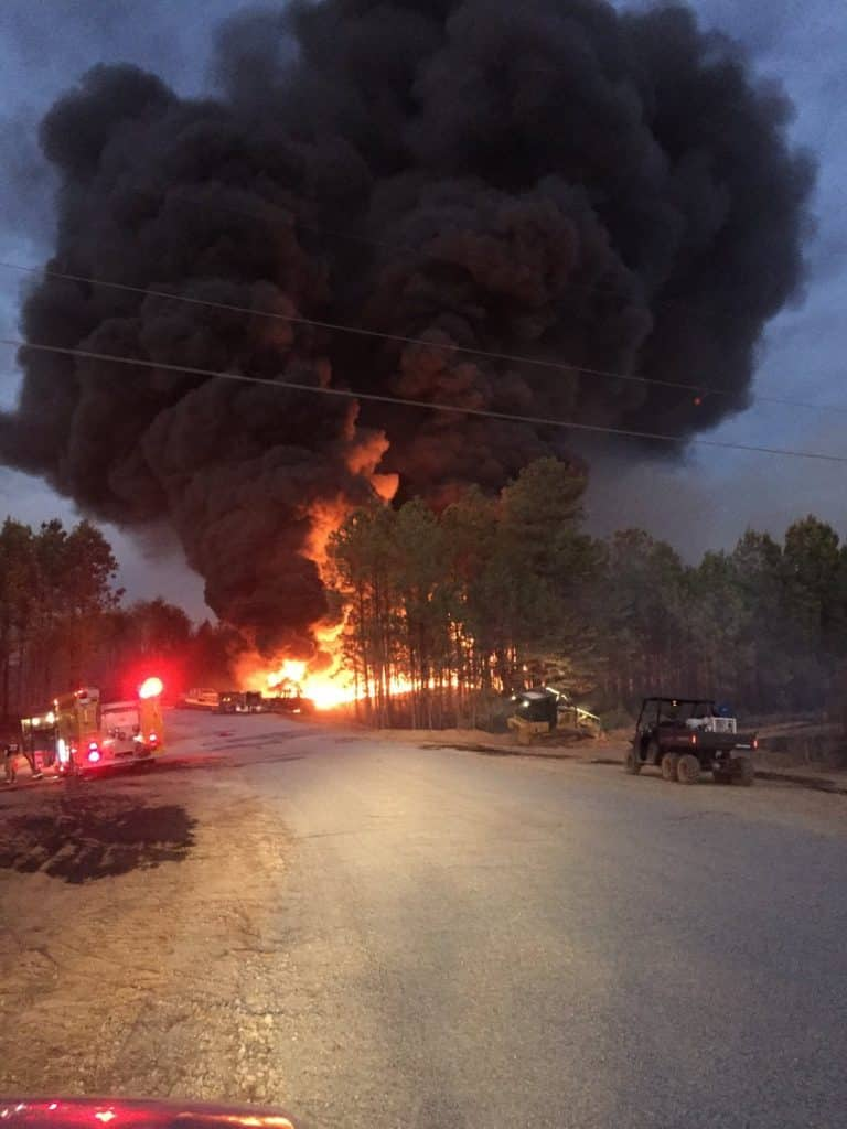 Update: Local, regional and national coverage on the Shelby county Colonial Pipeline explosion