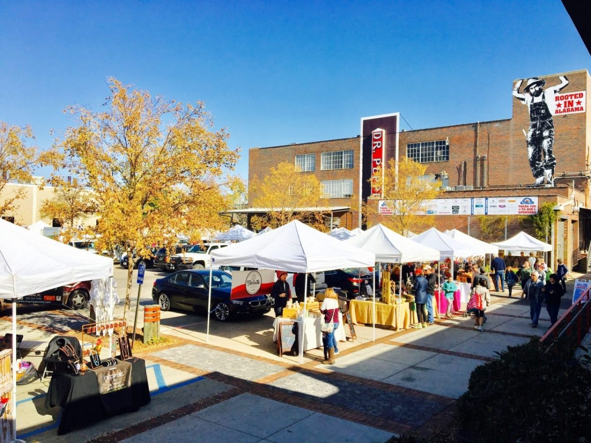 The Market at Pepper Place opens its 19th season this Saturday