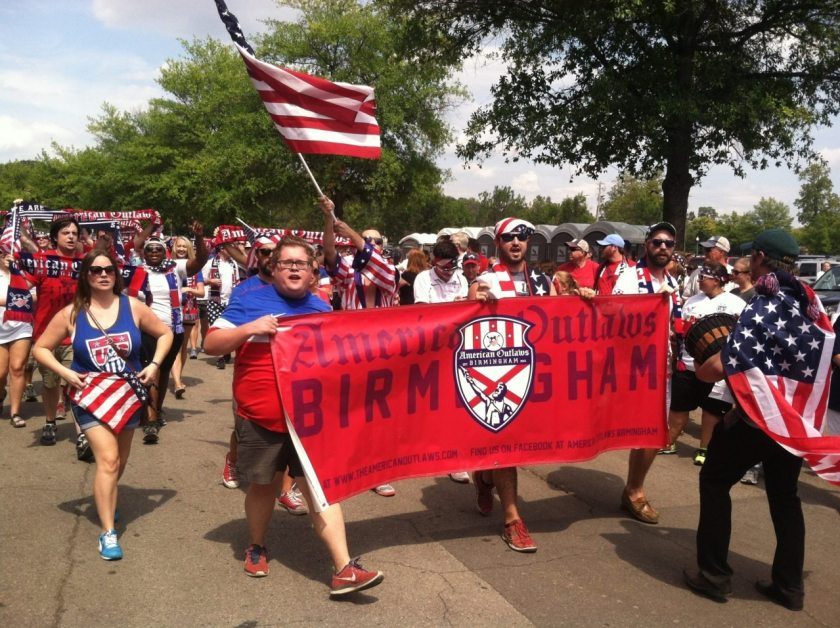 American Outlaws Birmingham Chapter