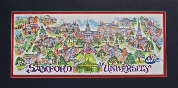 The Things You Need Samford University Inspired Gifts