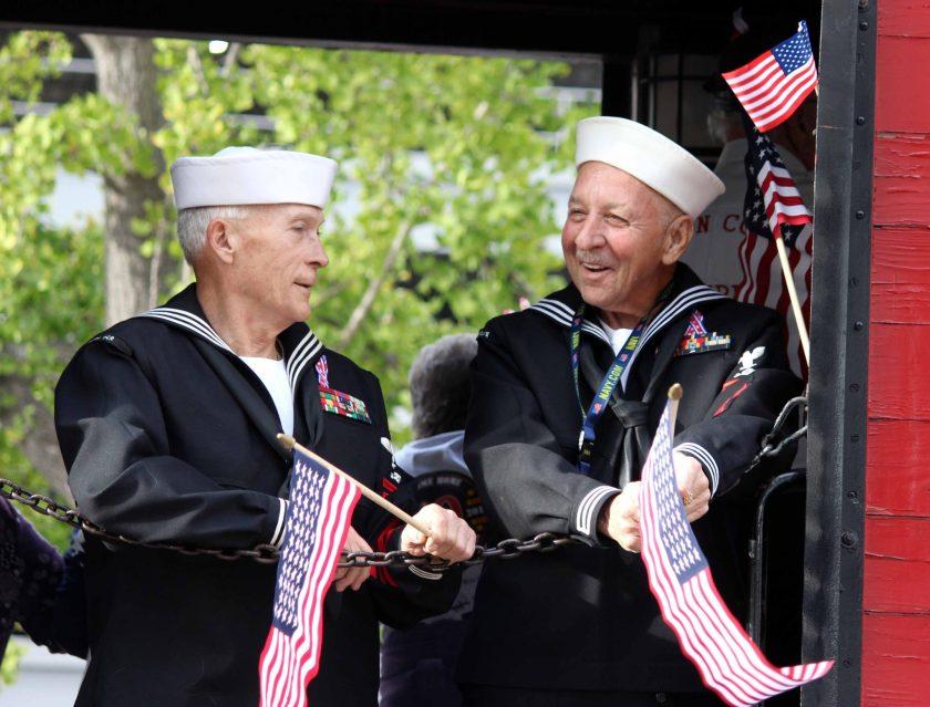 National Veterans Day Parade 2016