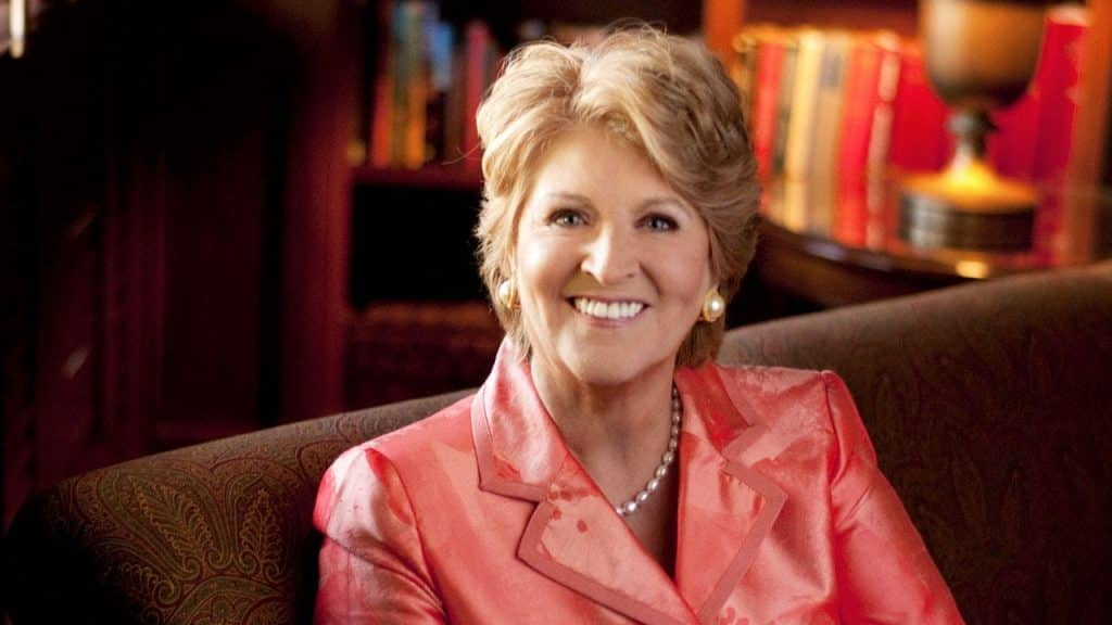 5 Reasons you'll want to Spend an Evening with Fannie Flagg