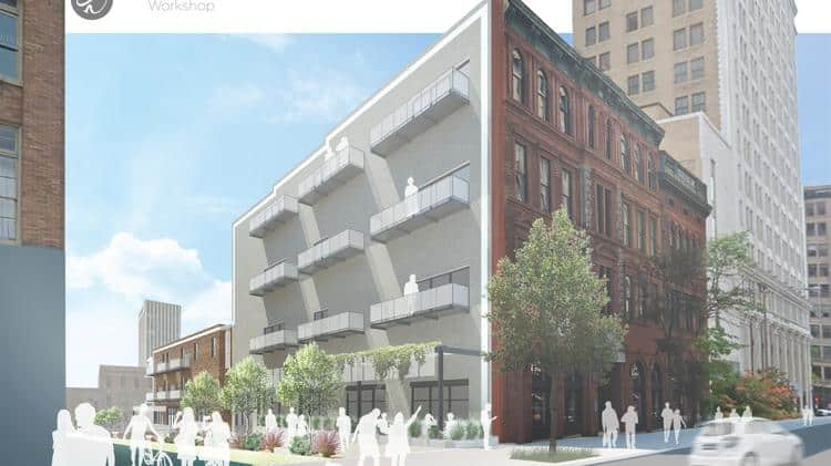 "Yet Another ""Mixed-Use"" Project for Downtown"
