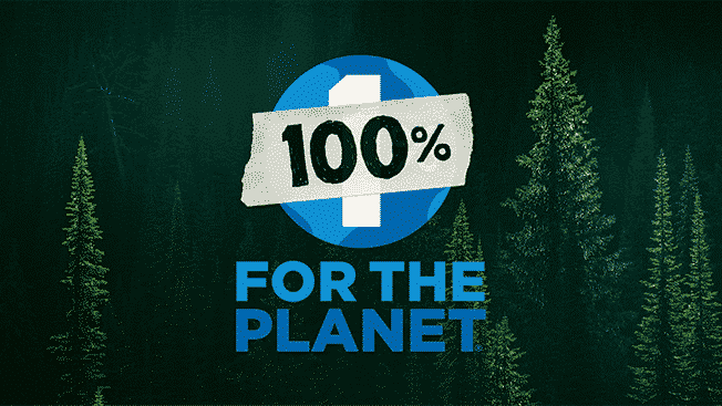 """Patagonia's own """"doorbuster"""" sale on Black Friday.  Give 100% for the Planet"""