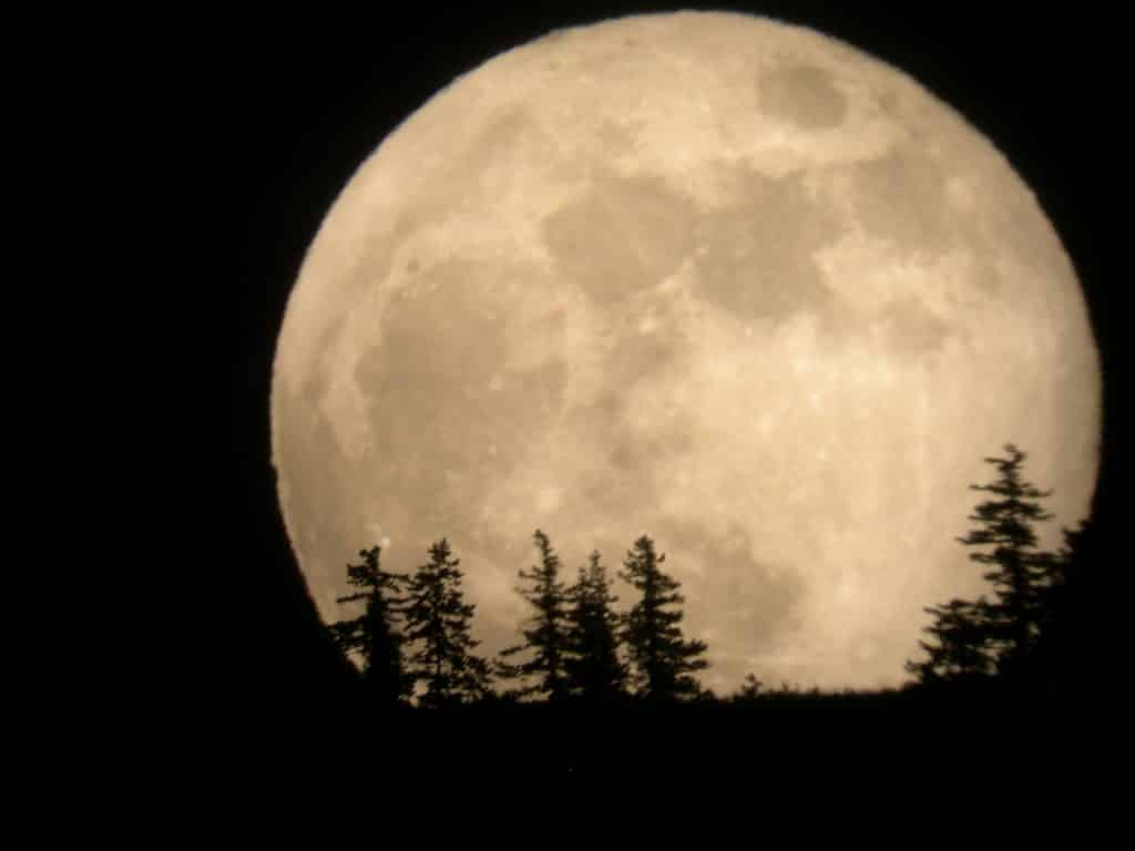 'Historically close' super moon comes Sunday night