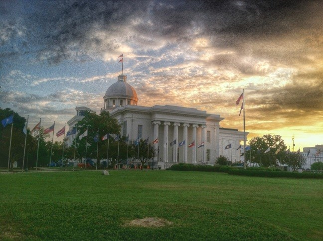 """Happy 197th Birthday Alabama! """"… where our future and aspirations are bright like a sunrise."""""""