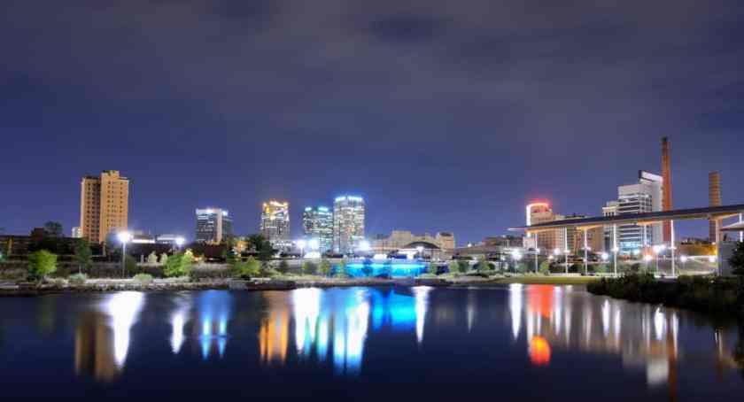Railroad Park 6 Must See Views in Birmingham AL