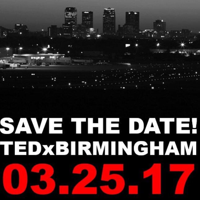 TEDxBirmingham – Info & Speaker Line Up