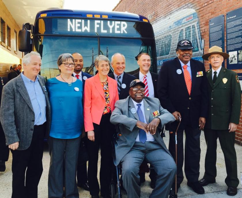 Anniston Alabama Freedom Riders