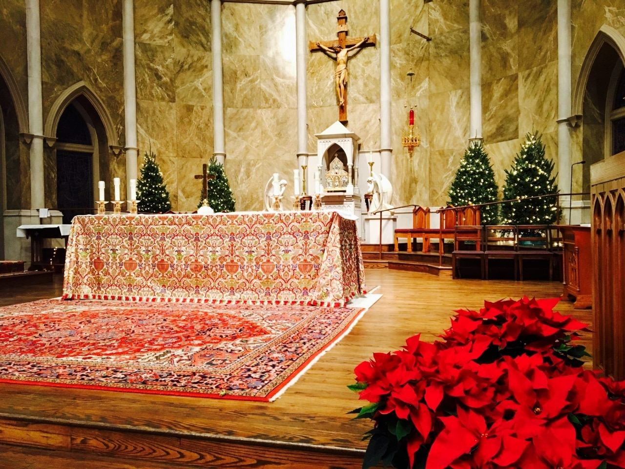 loving kindness preparing for christmas in birmingham a photo cathedral st paul in birmingham alabama