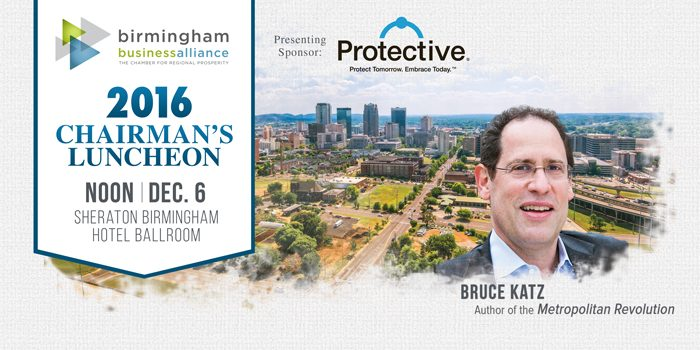 "Bham's Innovation – ""everyone is pushing to make things happen."" Laney Says"