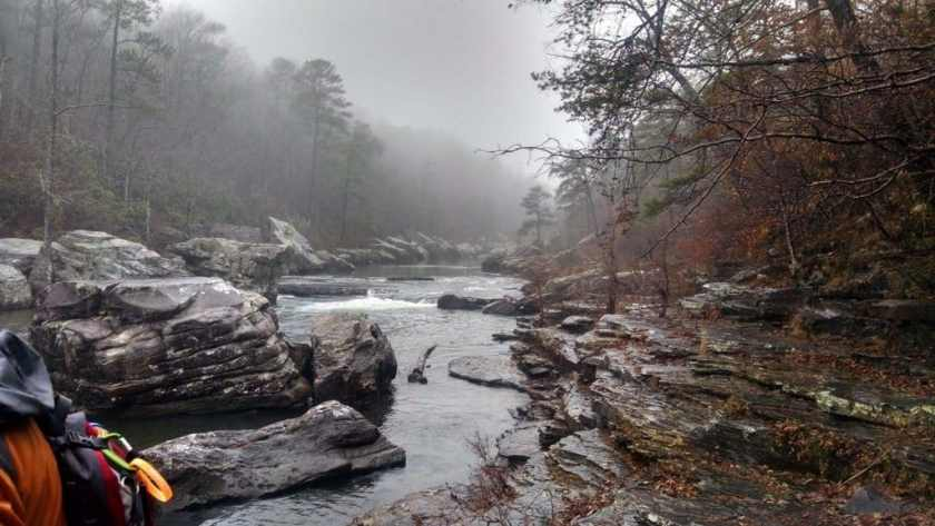Litlle River Canyon Alabama