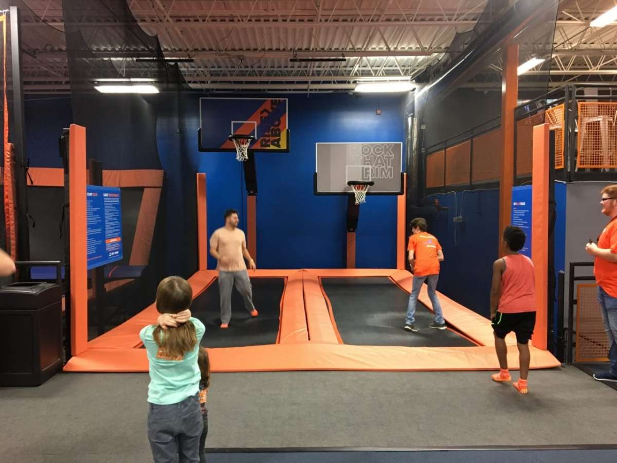 Sky Zone Opens in Hoover – Video & Slideshow