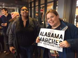 Women's March D.C., Birmingham