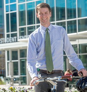 Cycling and Walking Around UAB Could Get Safer