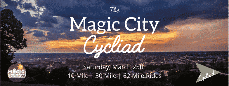 Bike and Brunch with Magic City Cycliad
