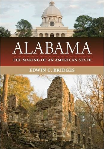 Dr. Edwin Bridges captures Alabama's deep history in new book